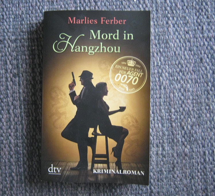 "Cover von ""Mord in Hangzhou"""