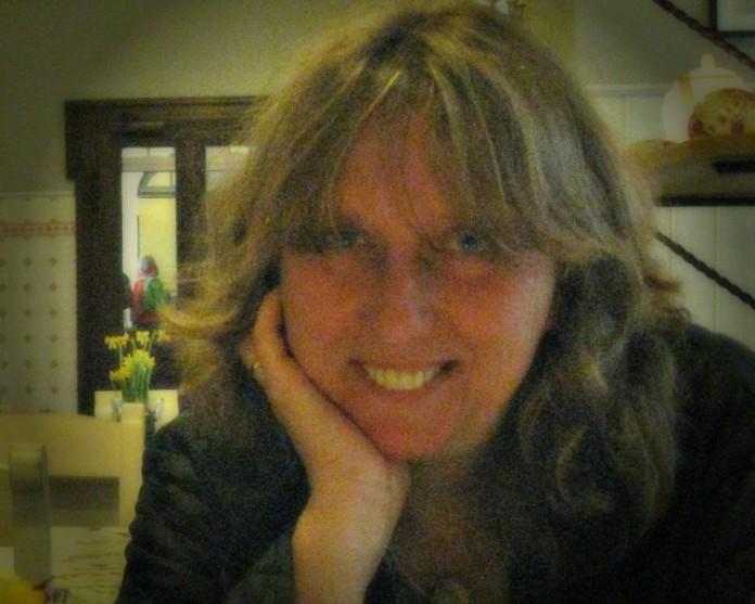 Autorin Marlies Ferber