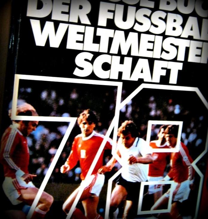 Buch zur Fußball-Weltmeisterschaft 1978