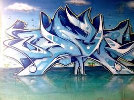 Auch eine Website, mit der sich Graffitis kreieren lassen, gibt es