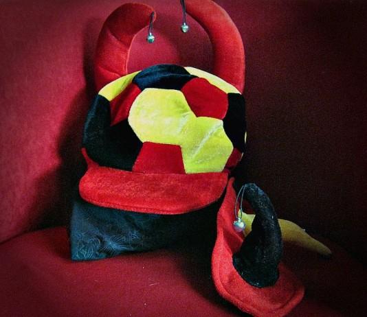 Fankappe für Spiele der Nationalmannschaften
