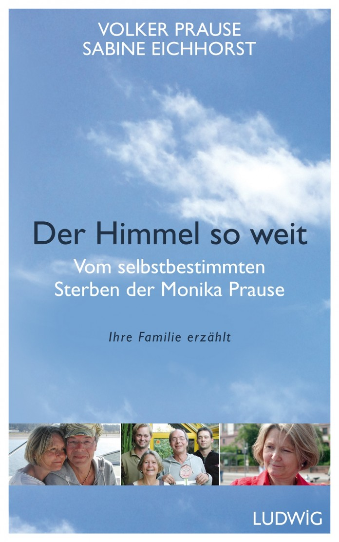 """Ein Buch übers Sterben und dennoch tröstlich: """"Der Himmel so weit"""" (und das Beste: Geboren in den Sechzigern verlost zwei Exemplare)"""