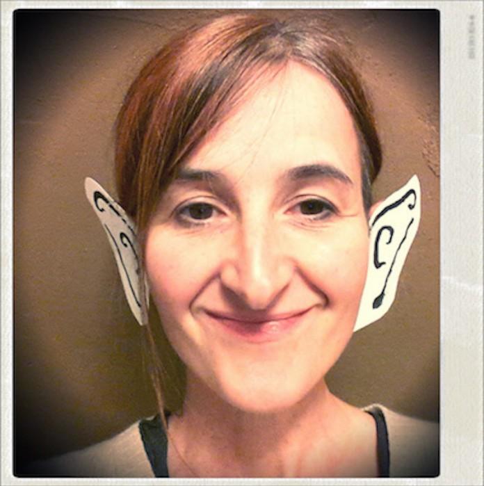 Öffnet die Augen und spitzt die Ohren – hier kommen Nathalie Bromberger und ihr Zacken-Verlag! © Nathalie Bromberger