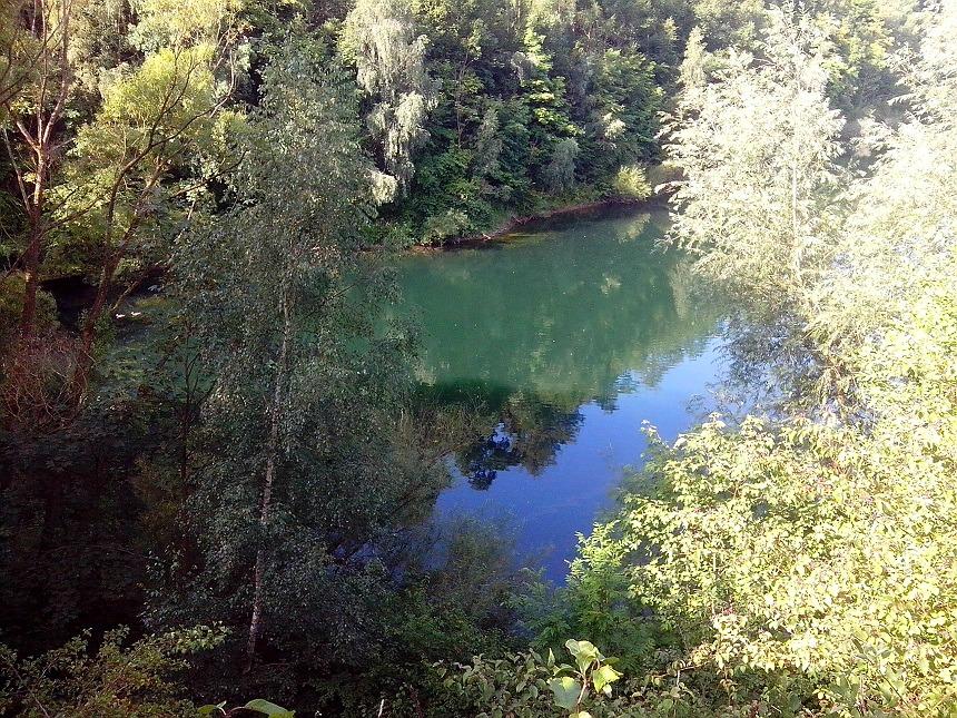 Kein Badesee, sondern naturgeschützt und wunderschön